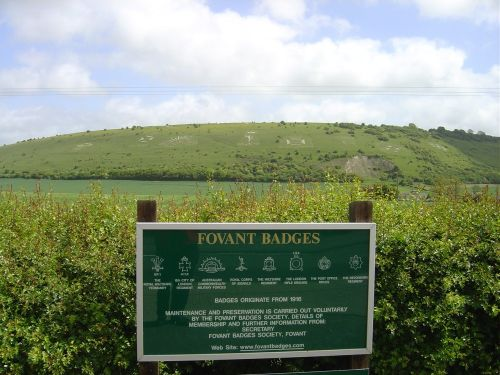 Fovant Badges, Wiltshire