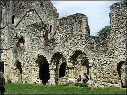 Netley Abbey. Hampshire