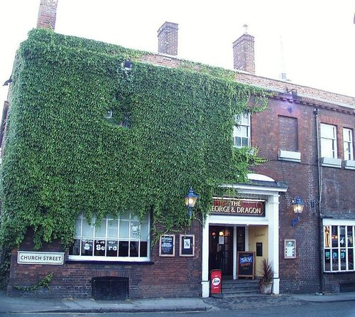 The George & Dragon in Baldock, Hertfordshire