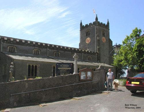 St. Oswald's Church, Warton (near Carnforth, Lancs.)