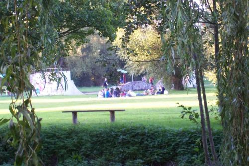 The Park at Bishop's Stortford, Hertfordshire