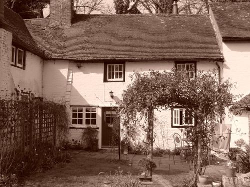 15th Century Cottage in Poynings, West Sussex