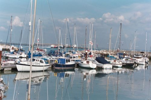 Harbour at Ryde, Isle of Wight