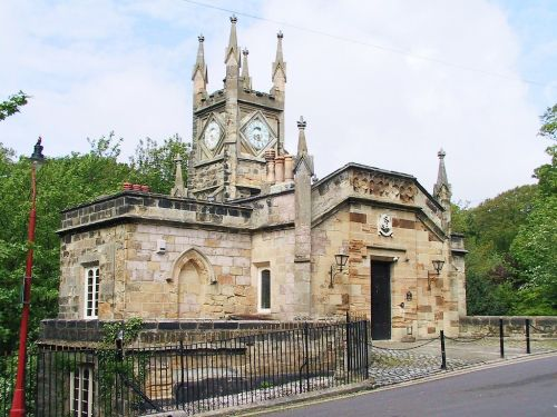 Burton's clockhouse at St Leonards, near Hastings