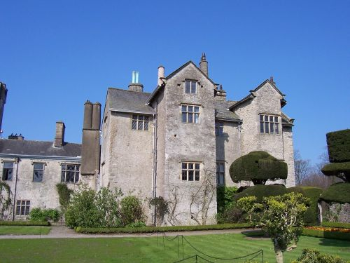 Levens Hall, South Lakes