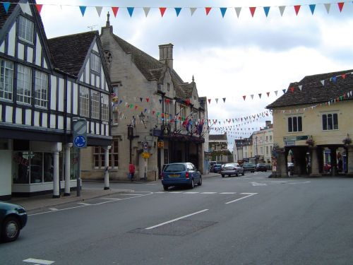 Long Street, Tetbury, Gloucestershire