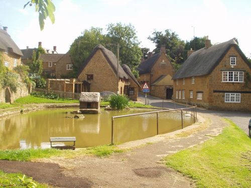 The Pond, Wroxton, Oxfordshire