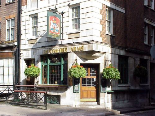 Devonshire Arms (Marylebone, London)