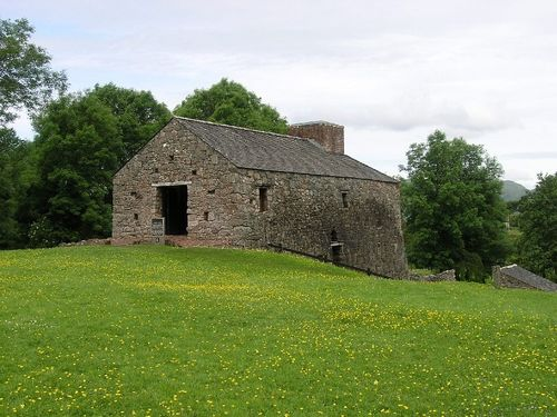 Bonawe Iron Furnace near Taynuilt
