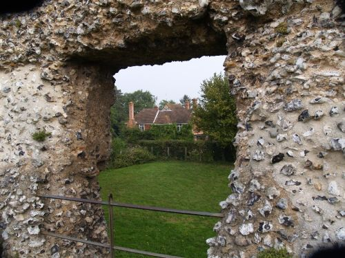 Eynsford Castle, Eynsford, Kent