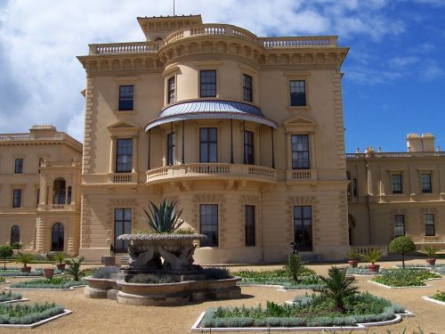 Osborne House. Isle of Wight