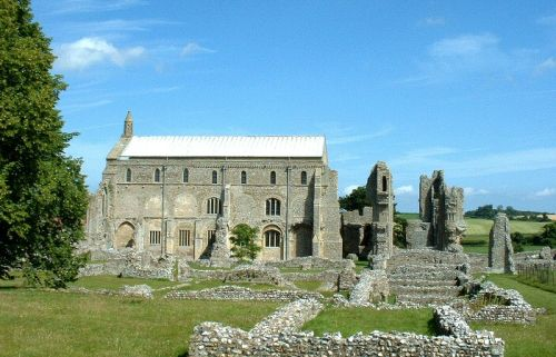 A picture of Binham Priory