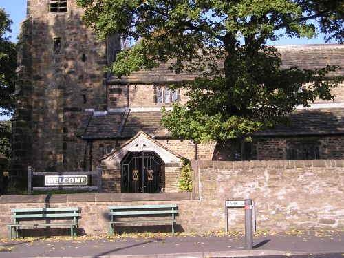 Parish Church, Great Harwood, Lancashire