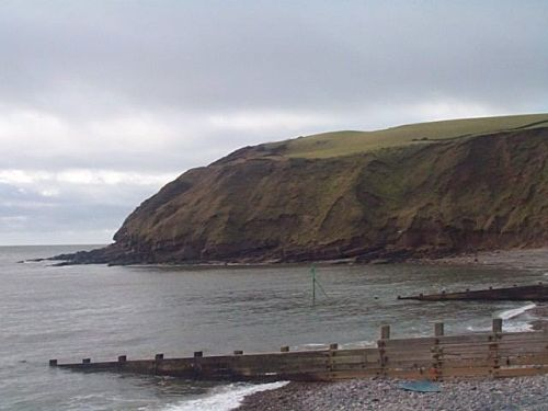 A picture of St Bees Head