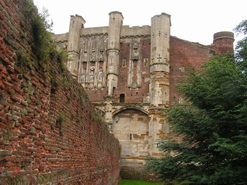 Thornton Abbey, Lincolnshire