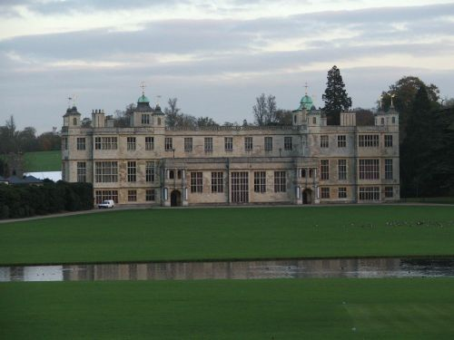 Audley End House in Essex, owned by English Heritage