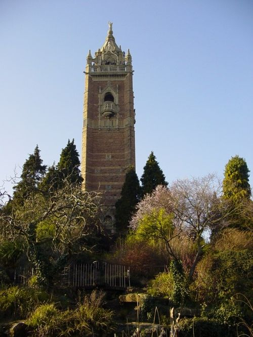 A picture of Cabot Tower, Bristol
