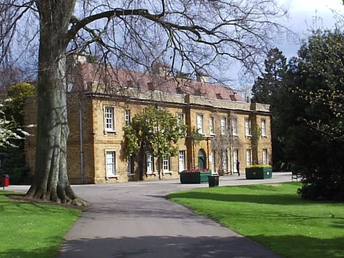 The Museum, Abington Park, Northampton