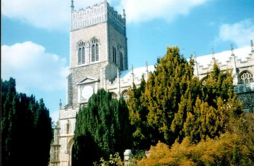 St Margaret's Church in Ipswich, Suffolk