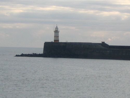 Lighthouse, West Quay, Newhaven