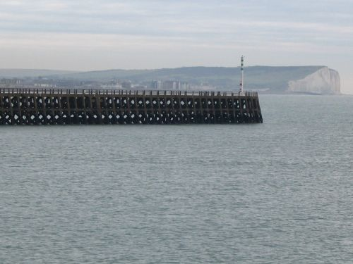 Harbour Arm, Newhaven, East Sussex