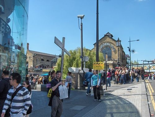 A picture of Camden Town