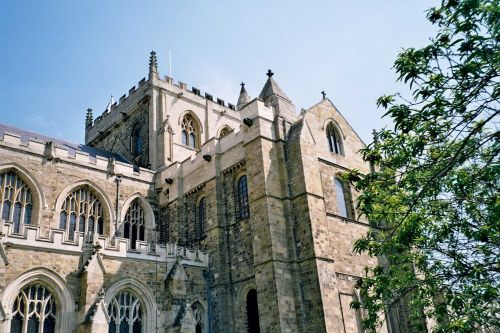 Ripon Cathedral in Ripon, North Yorkshire