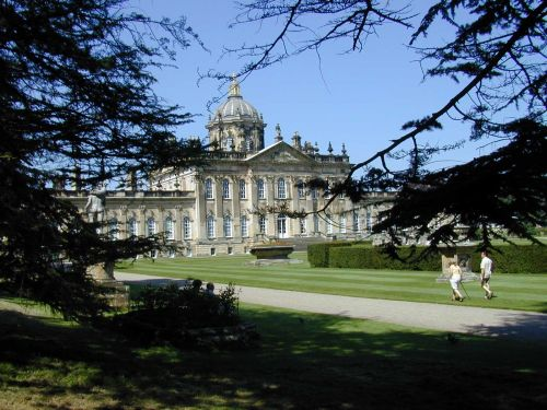 Castle Howard in York, North Yorkshire