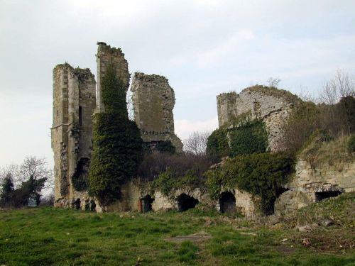 Slingsby Castle, North Yorkshire