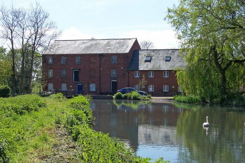 The Old Mill on Spring Lane, Oxted, Surrey