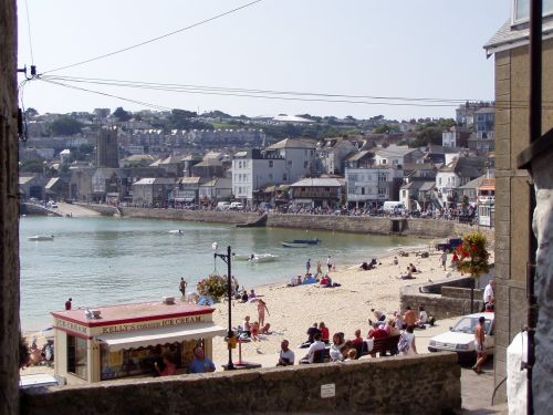 A picture of St Ives
