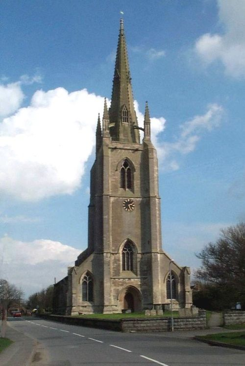 St Andrew's Church, Helpringham, Lincolnshire