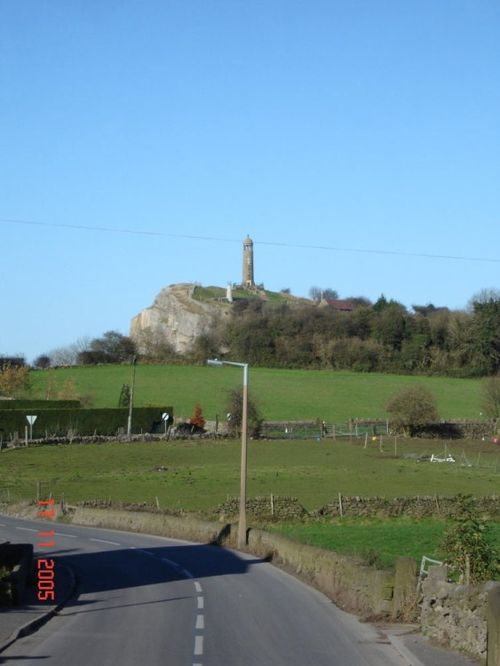 Crich Tower, Crich, Derbyshire