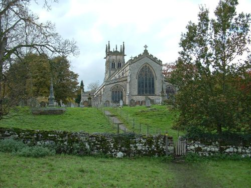 Aysgarth church, Aysgarth, North Yorkshire