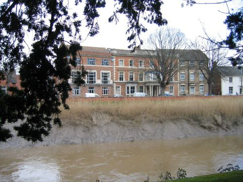 The General Hospital, Salmon Parade, Bridgwater,                 Somerset.
