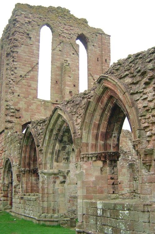Part of Croxden Abbey, Near Uttoxeter, Staffordshire