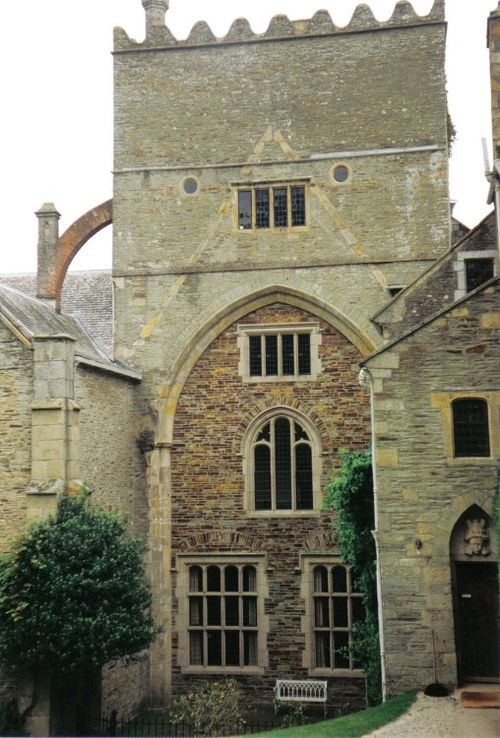 The Tower, Buckland Abbey, Devon