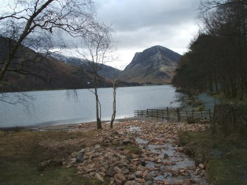 Buttermere. The Lake District, Cumbria.
