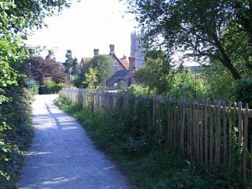 Carisbrooke Village, Isle of Wight