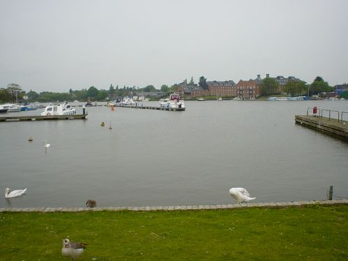 OULTON BROAD, NORFOLK BROADS