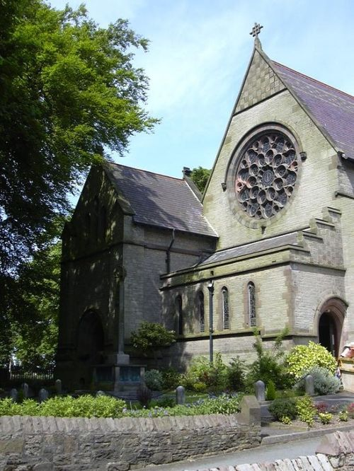 All Saints Church, Marple