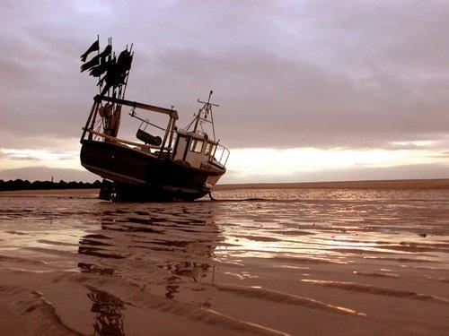 Fishing Boat at Jaywick