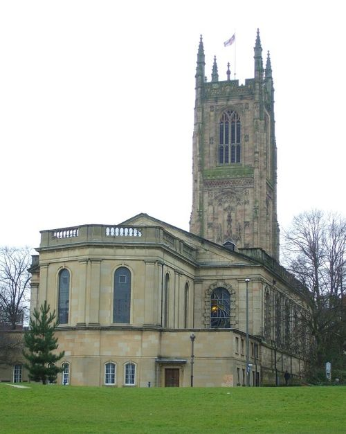 The Cathedral, Derby