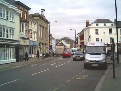 Fore Street, Wellington