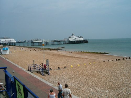 The pier at Eastbourne, East Sussex