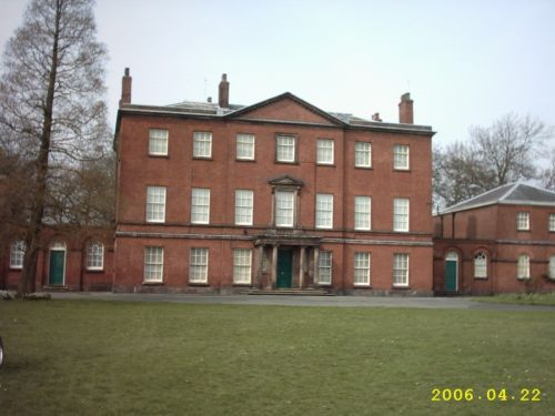 A picture of Platt Hall