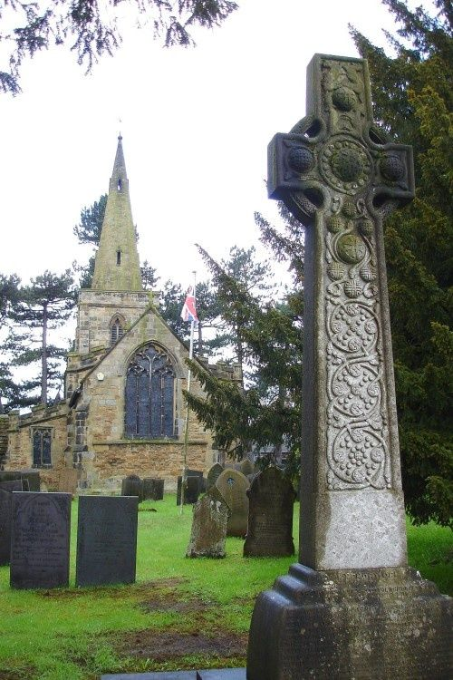 Parish Church and Churchyard, Denby, Derbyshire
