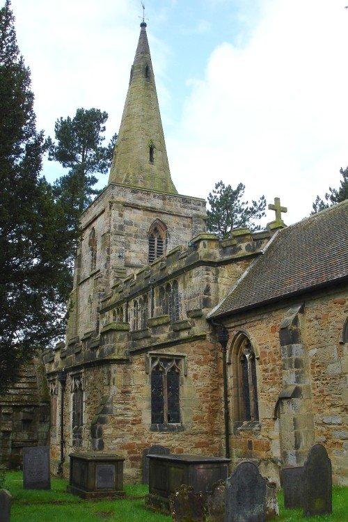 Parish Church, Denby, Derbyshire