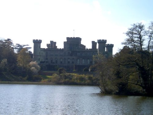 Eastnor castle, Eastnor, Herefordshire