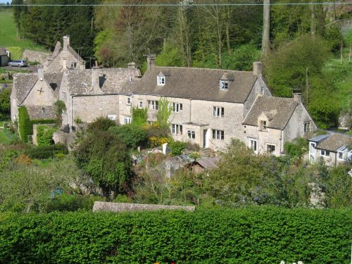 Bisley in the Gloucestershire Cotswolds